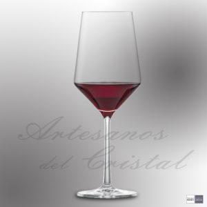 Juego vino tinto pure schott zwiesel